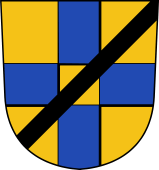Swiss Coat of Arms for Lullin