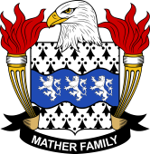 American Coat of Arms for Mather