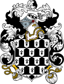 English or Welsh Coat of Arms for Oldfield (Durington, Lincolnshire)