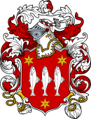 English or Welsh Coat of Arms for Kane (Ref Berry)