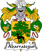 Spanish Coat of Arms for Abarrategui