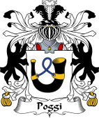 Italian Coat of Arms for Poggi