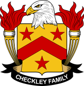 American Coat of Arms for Checkley