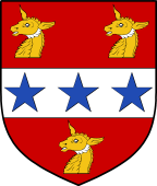Coat of Arms from France for Askew