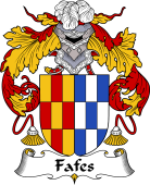 Portuguese Coat of Arms for Fafes