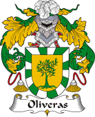 Spanish Coat of Arms for Oliveras