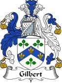 Scottish Coat of Arms for Gilbert