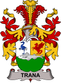 Swedish Coat of Arms for Trana