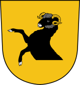 Swiss Coat of Arms for Schulthais