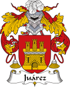 Spanish Coat of Arms for Juárez