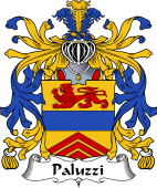 Italian Coat of Arms for Paluzzi