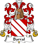 Coat of Arms from France for Barral