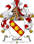 German Wappen Coat of Arms for Leithe