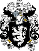 English or Welsh Coat of Arms for Lewis