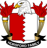 American Coat of Arms for Horsford