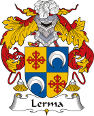 Spanish Coat of Arms for Lerma
