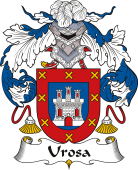 Spanish Coat of Arms for Urosa