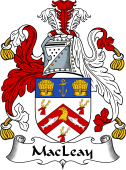 Scottish Coat of Arms for MacLeay