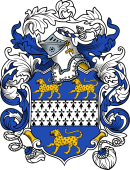 English or Welsh Coat of Arms for Woodcock