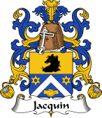 Coat of Arms from France for Jacquin