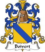 Coat of Arms from France for Boivert