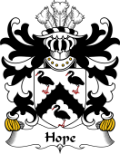 Welsh Coat of Arms for Hope (of Broughton, Flint)