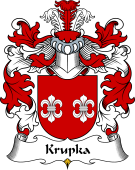 Polish Coat of Arms for Krupka