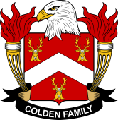 American Coat of Arms for Colden
