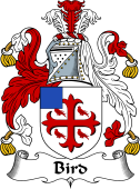 English Coat of Arms for Bird II