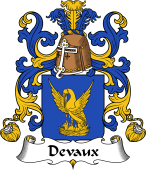 Coat of Arms from France for Devaux
