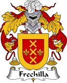 Spanish Coat of Arms for Frechillo
