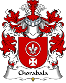 Polish Coat of Arms for Chorabala