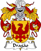 Portuguese Coat of Arms for Dragão