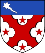 Coat of Arms from France for Anderson