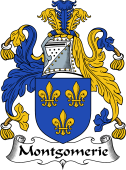 Scottish Coat of Arms for Montgomerie