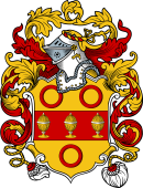 English or Welsh Coat of Arms for Draper