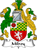Scottish Coat of Arms for Milroy