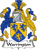 English Coat of Arms for Warrington