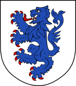Dutch Coat of Arms shield for Daems
