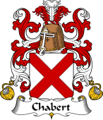 Coat of Arms from France for Chabert