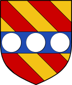 Coat of Arms from France for Copinger