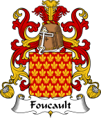 Coat of Arms from France for Foucault I