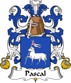 Coat of Arms from France for Pascal