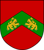 Dutch Coat of Arms shield for Dykstra