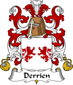 Coat of Arms from France for Derrien