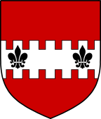 Coat of Arms from France for Olley