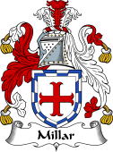 Scottish Coat of Arms for Millar