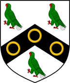 Coat of Arms from France for Goodchild