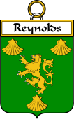 Irish Badge for Reynolds or McRannell