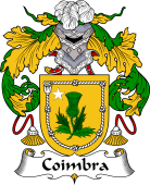 Portuguese Coat of Arms for Coimbra